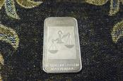 MADISON MINT Silver Bullion LIBRA .999 FINE SILVER ONE OUNCE